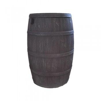 Ёмкость винная бочка декоративная 300 литров