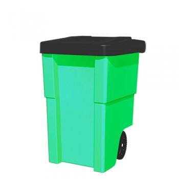 Мусорный контейнер STOCK 240 литров
