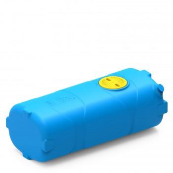 Прямоугольная ёмкость горизонтальная 1000 литров
