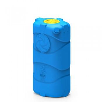 Прямоугольная ёмкость вертикальная 750 литров